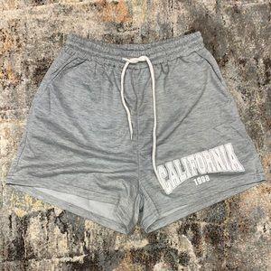 """🆕""""California 1998"""" Shorts by Romwe Size Small"""